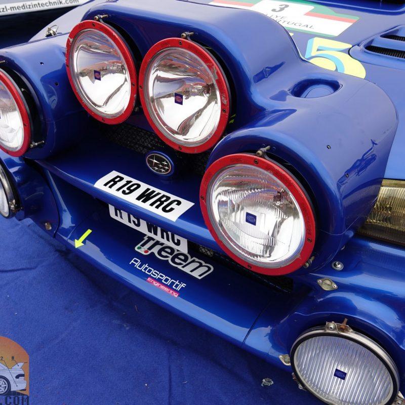 Lamp Pods WRC Prodrive S5-S6/P2000