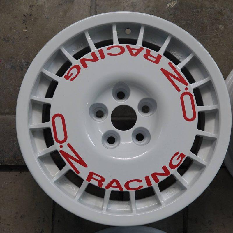 OZ RALLY RACING 5x100 15x7J ET30