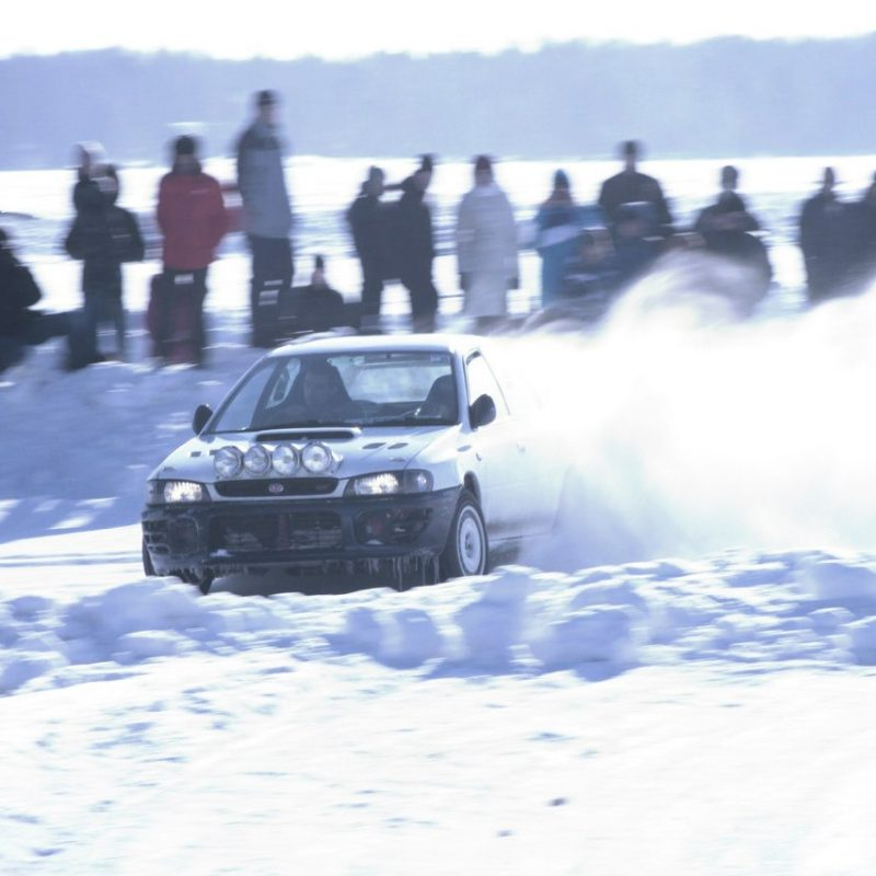 Subaru Impreza WRX Type-RA 1995