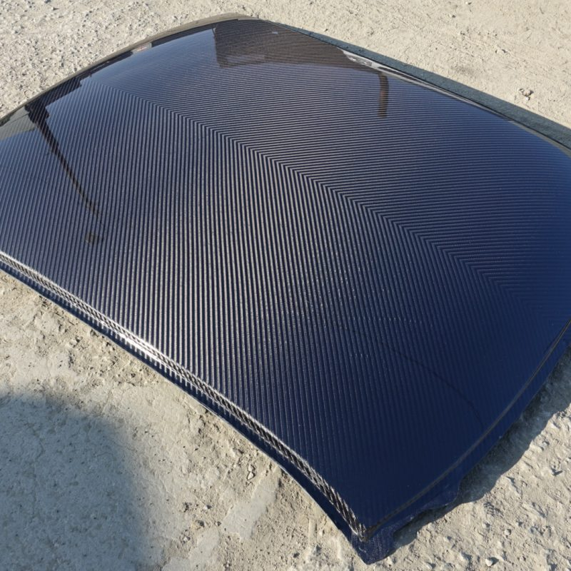 Carbon Roof for Subaru Impreza GC8