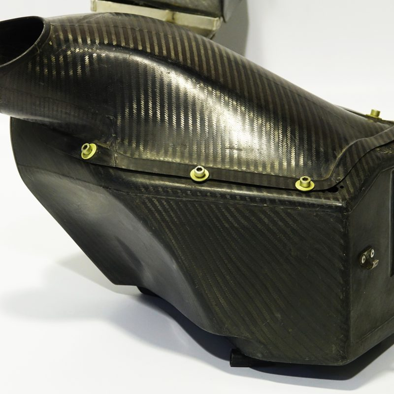 Airbox Prodrive WRC S5 + Air Intake (Safari version)
