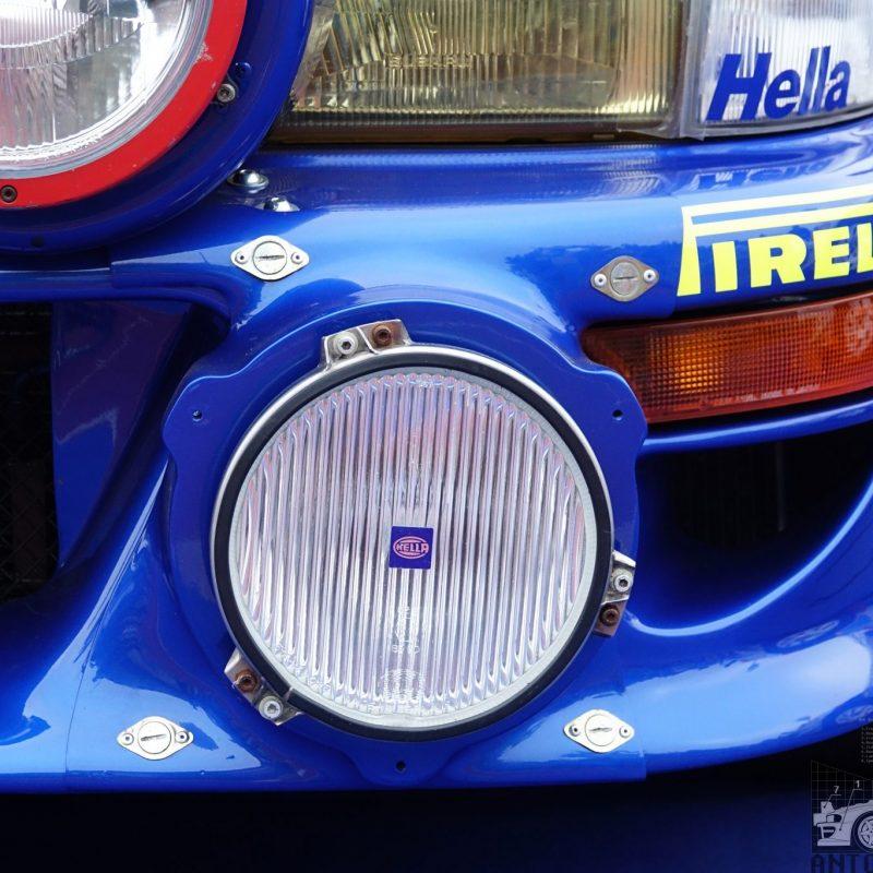 Bumper Corner Pods WRC Prodrive S5-S6/P2000