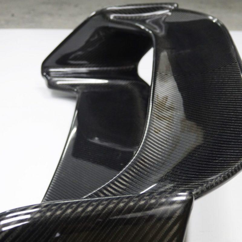Carbon Spoiler WRC Prodrive S6/P2000