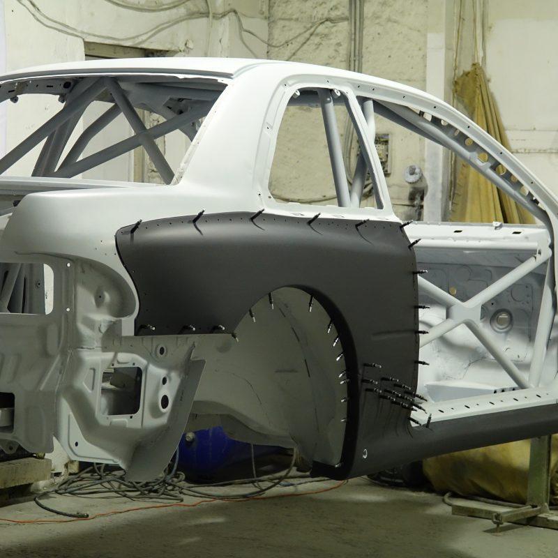 Replica WRC Prodrive S6/P2000